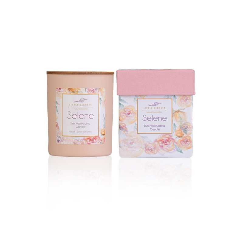Selene Skin Moisturizing Candle - sis-style.gr