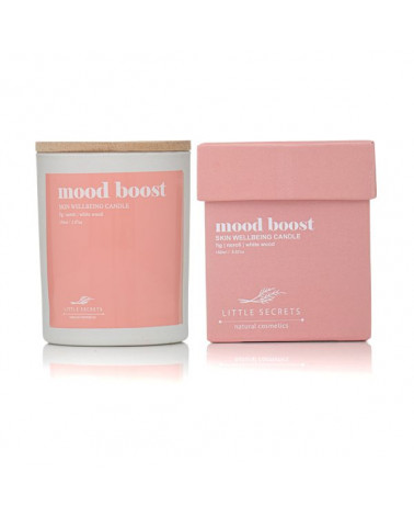 Mood Boost Skin Wellbeing Candle - sis-style.gr