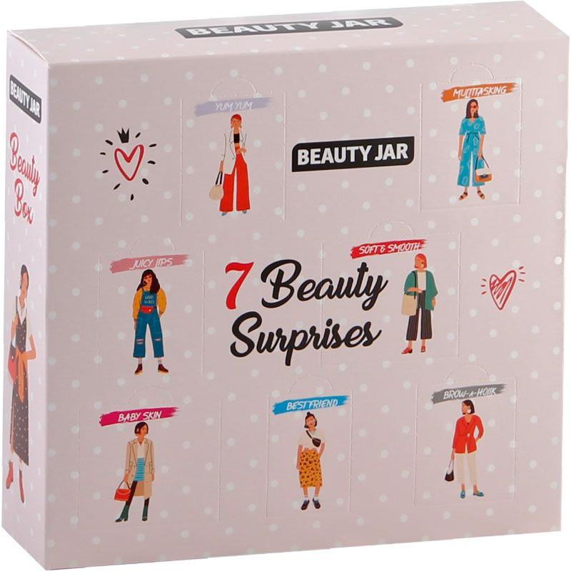 Beauty Jar 7 BEAUTY SURPRISES GIFT BOX - sis-style.gr