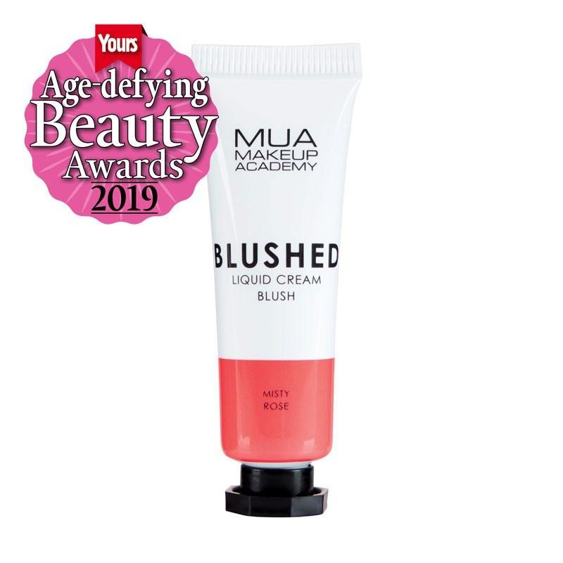 MUA Blushed Liquid Blush - Misty Rose - sis-style.gr