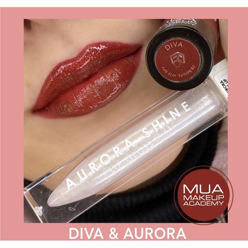 MUA Lip Set DIVA & AURORA - sis-style.gr