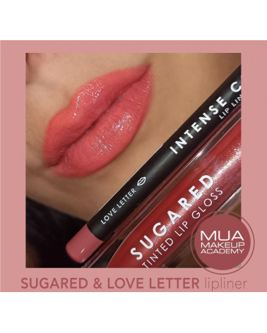 MUA Lippies Set SUGARED & LOVE LETTER - sis-style.gr