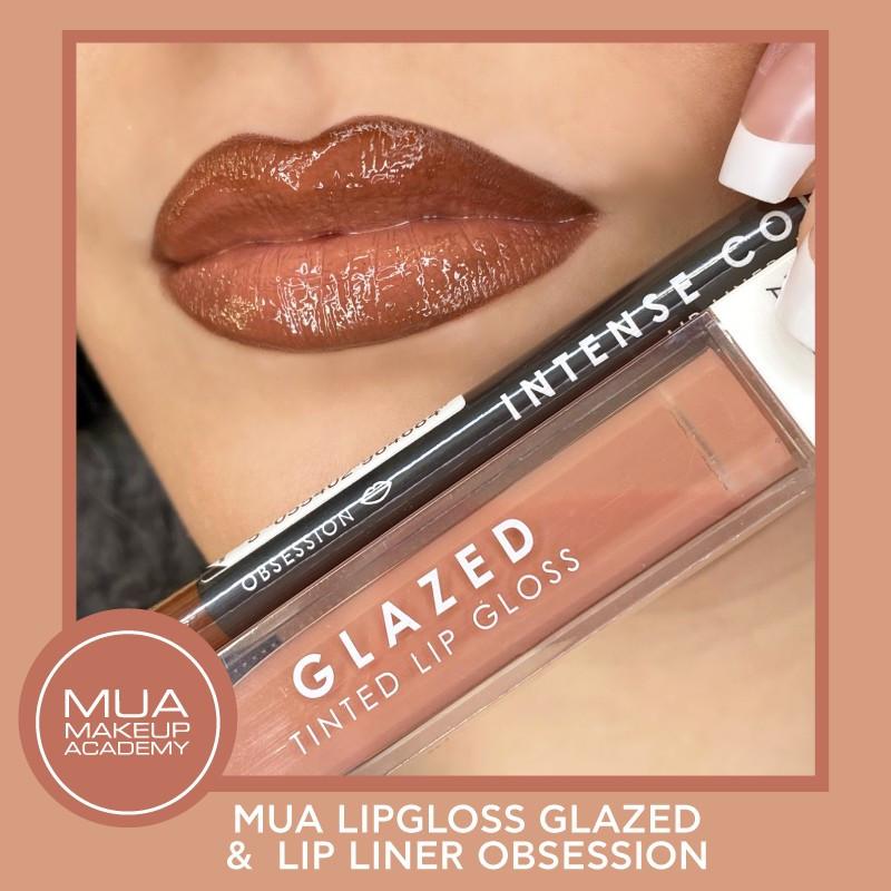 MUA Lippies Set GLAZED & OBSESSION - sis-style.gr