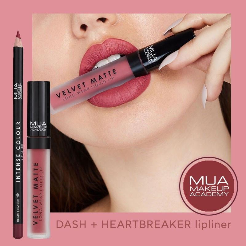 MUA Combo DASH & HEARTBREAKER - sis-style.gr