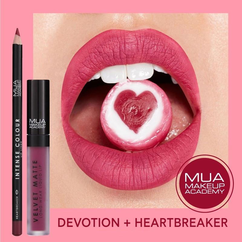 MUA Combo DEVOTION & HEARTBREAKER - sis-style.gr