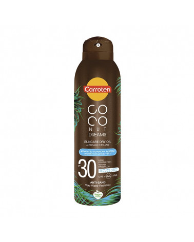 Carroten αντηλιακό ξηρό λάδι Coco SPF30 -150ml - sis-style.gr