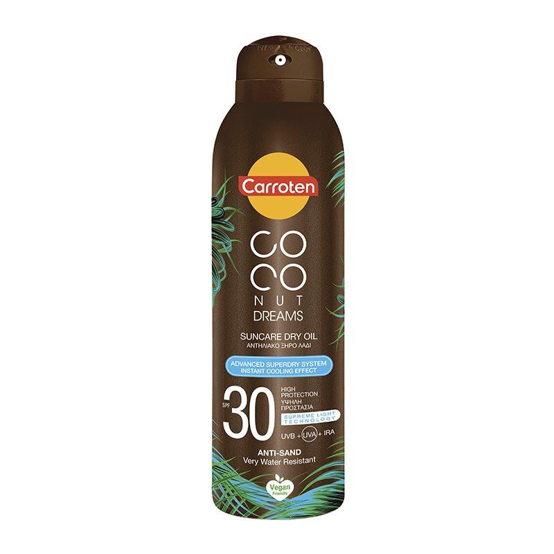 Cαrroten Oil Easy Spray Coco SPF30 -150ml - sis-style.gr