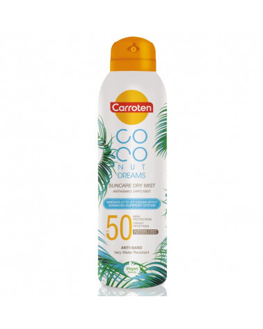 Cαrroten αντηλιακό ξηρό mist Coco SPF30 -200ml - sis-style.gr