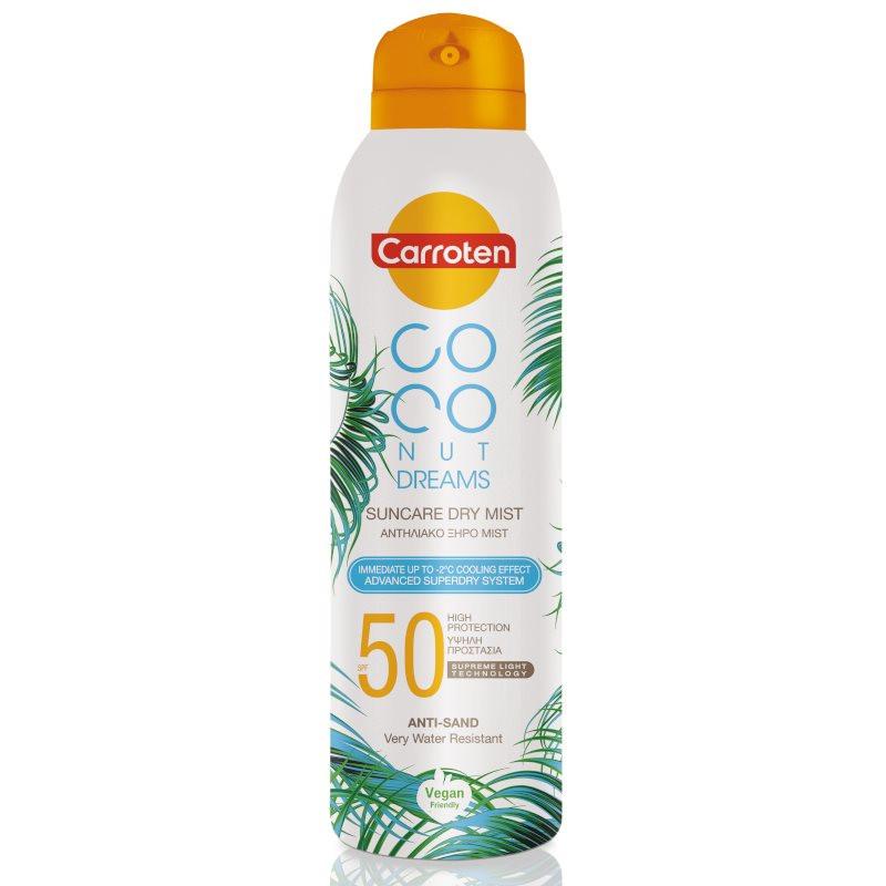 Carroten Dry Mist Coco SPF50 -200ml - sis-style.gr