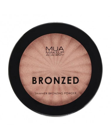 MUA Bronzed Powder SOLAR SHIMMER 100 - sis-style.gr