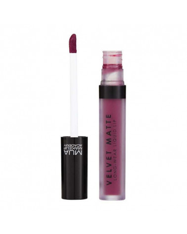 MUA Velvet Matte Long-Wear Liquid Lip - DEVOTION - sis-style.gr