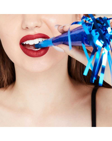 MUA Velvet Matte Long-Wear Liquid Lip - FIRECRACKER - sis-style.gr