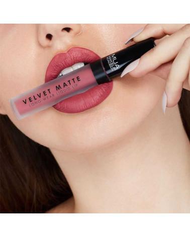 MUA Velvet Matte Long-Wear Liquid Lip - DASH - sis-style.gr