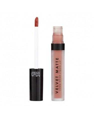 MUA Velvet Matte Long-Wear Liquid Lip - TRANQUILITY - sis-style.gr