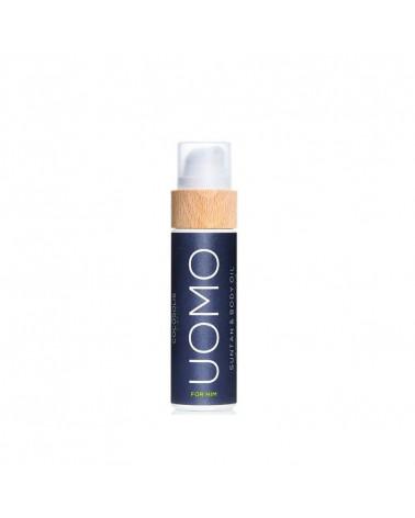 Cocosolis Organic - UOMO Sun Tan Body Oil For Men - sis-style.gr