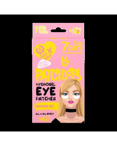 7DAYS Gift Set Eye Patches Street Design (7+1 ΔΩΡΟ) - sis-style.gr