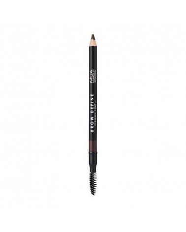 MUA Eyebrow Pencil - DARK BROWN - sis-style.gr
