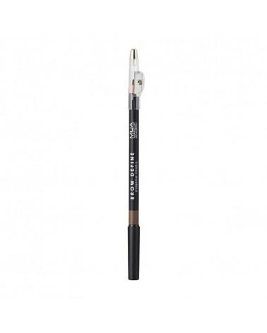 MUA Eyebrow Pencil - MID BROWN - sis-style.gr