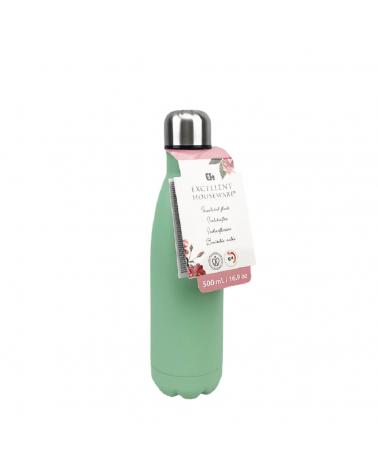 Μπουκάλι Θερμός - Green 500ml - sis-style.gr