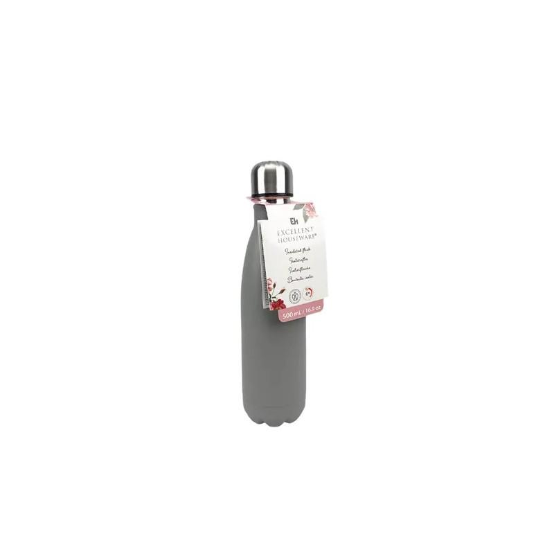 Bottle - Grey 500ml - sis-style.gr