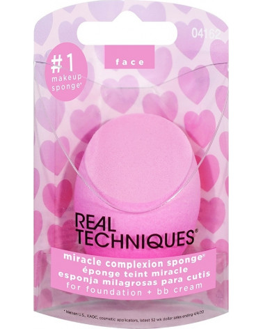 Real Techniques Love IRL Collection Miracle Complexion Sponge - sis-style.gr