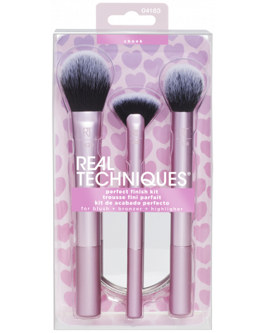 Real Techniques Perfect Finish Kit - sis-style.gr