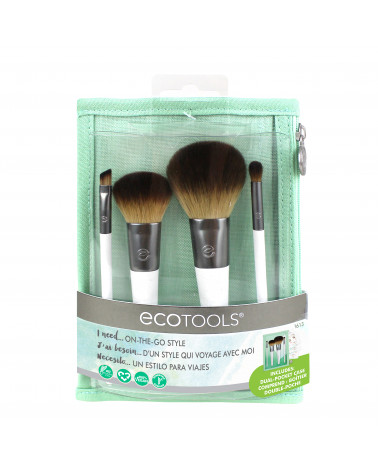 EcoTools On the go Style Kit - sis-style.gr