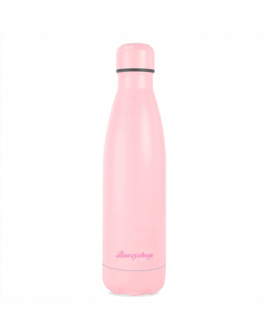 Boozyshop Soft Pink Water Bottle (500ml) - sis-style.gr