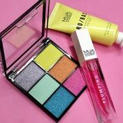 Summer vibes 🌊💖 Shop ONLINE 🛍️ sis-style.gr  . . . #sis_beauty #sis_style #sisstylegr #muacosmetics #muagreece #mua #eyeshadowpalette #lipgloss #primer #colors #lipplumping