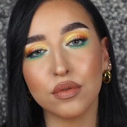 Gorgeous 💕 @stayroylaaa in Mua Bronzed Perfection Golden Dunes & Color Icon Kohl Liner Pencil - Brown (1,4gr)