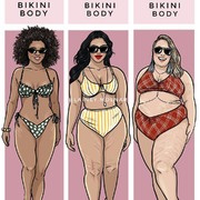 All Bodies Are Bikini Bodies 😘 #loveyourself  @lainey.molnar
