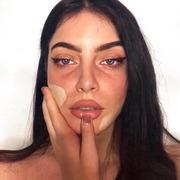 @bab.y.g.irl killed this #look ⚡ #meganfox #jennifersbody #eyebagtrend #mua #sis_beauty #sis_style
